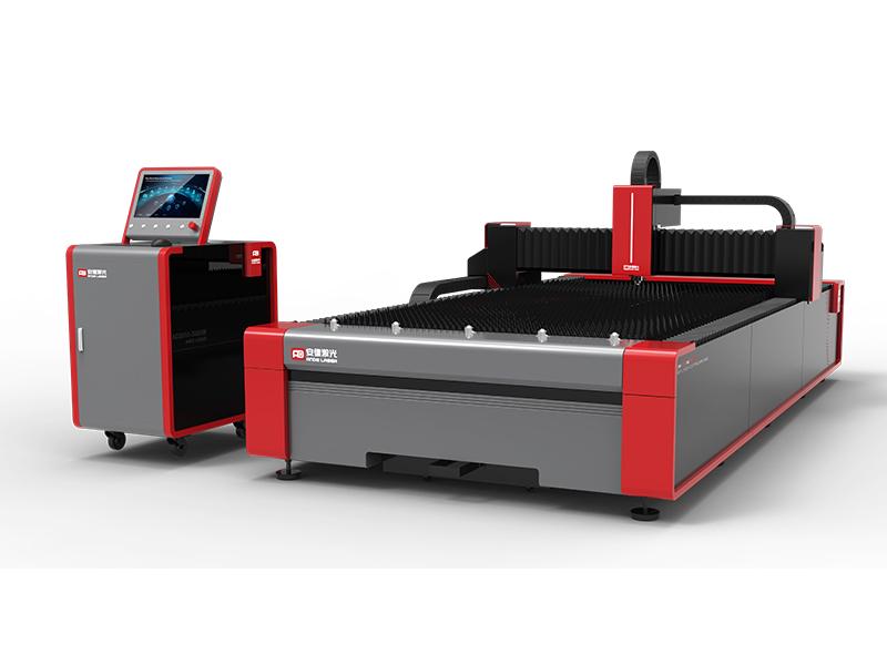 独立电柜单平台光纤激光切割机 AD3015E